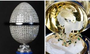 el huevo más caro del mundo
