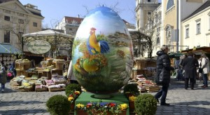 Huevo de pascua Viena